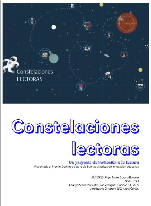 CONSTELACIONES LECTORAS PORTADA