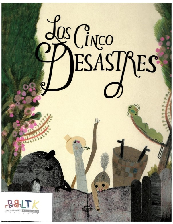 Los cinco desastres